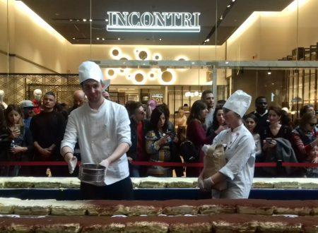 Olivetti nel Guinness World Record: il tiramisù più grande del mondo lo abbiamo fatto noi