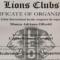 """Nasce il """"Leo Club Adriano Olivetti"""" Monza"""